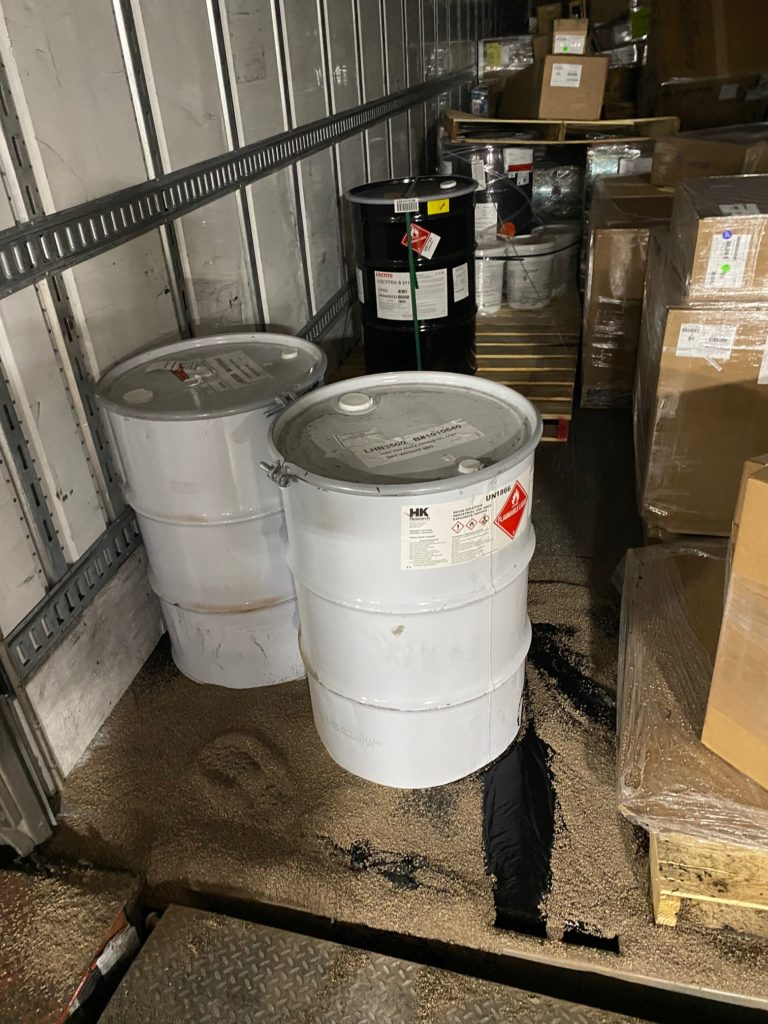 hazardous waste disposal, emergency spill response, emergency cleanup of hazardous waste