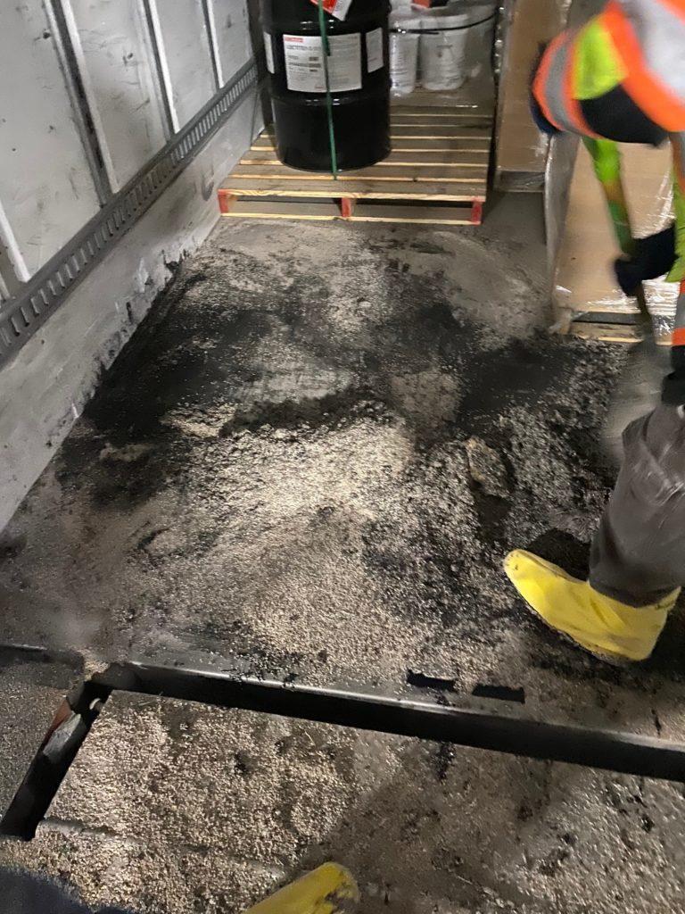 hazardous waste cleanup; emergency response to hazardous waste spills, cleanup spills, cleanup industrial spills