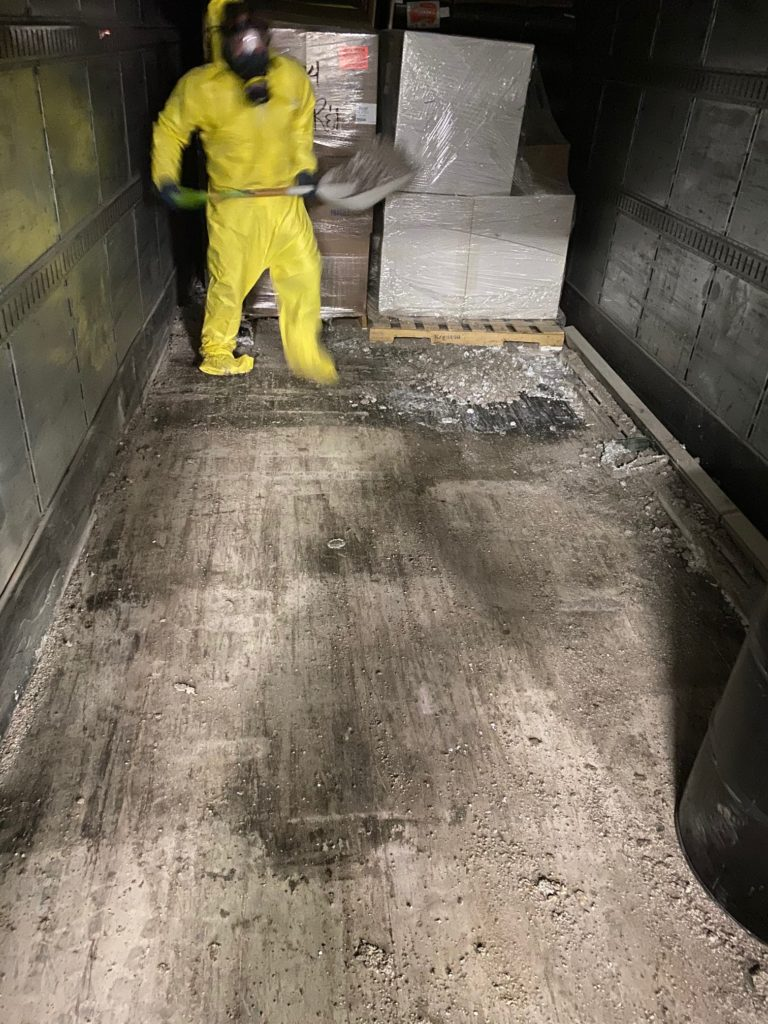 hazmat cleanup, hazmat cleanups, cleaning hazardous spills, cleaning non-hazardous spills, hazardous waste cleanup, hazardous waste disposal, non-hazardous waste disposal