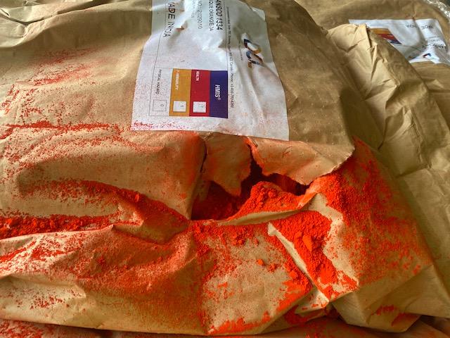 chemical waste, emergency response to hazardous spills, pigment spills, ink spills, hazardous waste disposal near me